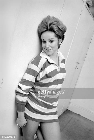 22 year old Actress Alison Frazer who will appear in 'Dixon of Dock Green' November 1969 Z11295004
