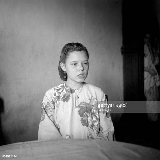 13 year old Dutch girl Bertha Hertogh raised by her Malay fostermother since 1942 was married to a 22 year old Muslim schoolteacher The girl's mother...