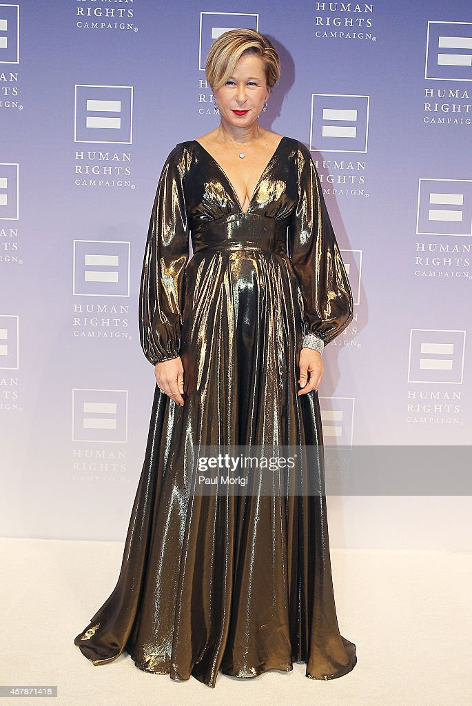 Yeardley Smith arrives at the 18th Annual HRC National Dinner at The Walter E Washington Convention Center on October 25 2014 in Washington DC