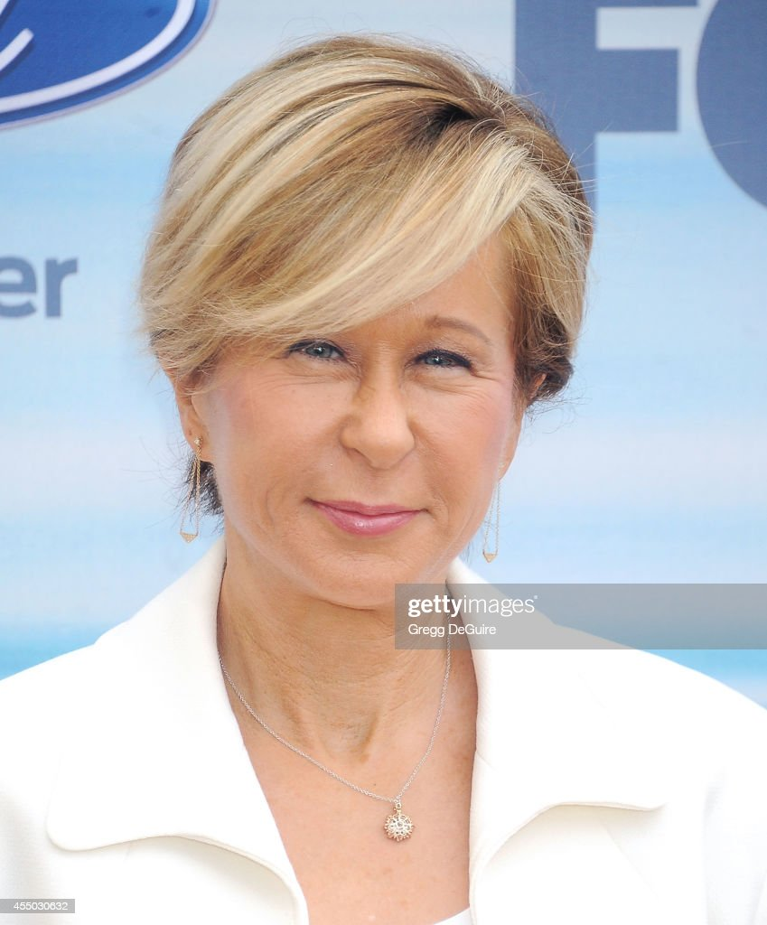 Yeardley Smith arrives at the 2014 FOX Fall EcoCasino Party at The Bungalow on September 8 2014 in Santa Monica California