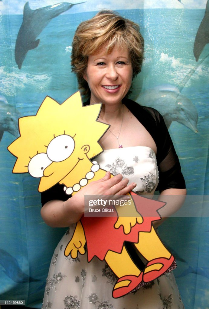 Yeardley Smith during Opening Night OffBroadway of 'Yeardley Smith More' Show and After Party at The Union Square Theater and Olives in New York City...