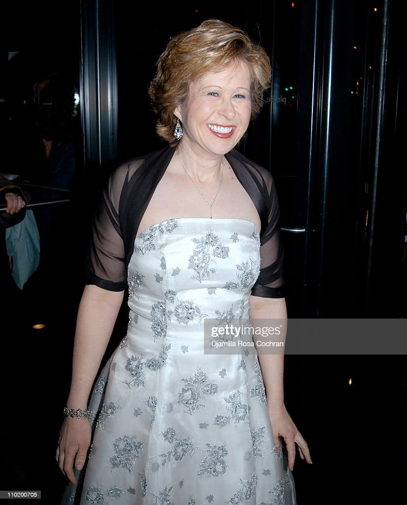 Yeardley Smith during The After Party of Yeardley Smith's New OneWoman Play More at Olive s at the W Hotel in New York City New York United States