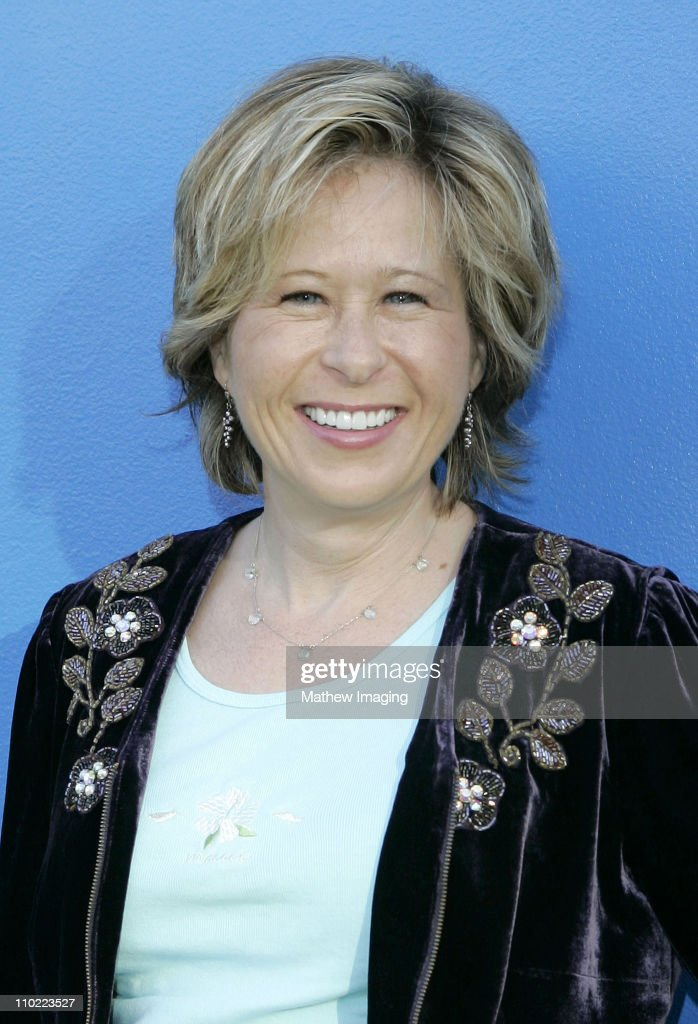 Yeardley Smith during 'The Simpsons' 350th Episode Block Party Arrivals at Fox Pico Lot in Los Angeles California United States