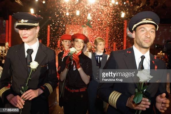 30 Years of Air Berlin Gala In Estrel Hotel in Berlin on 280409