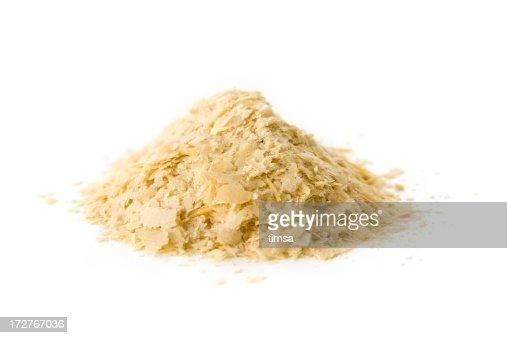 Yeast flakes