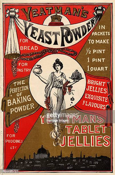 Yeatman's Yeast Powder c1910