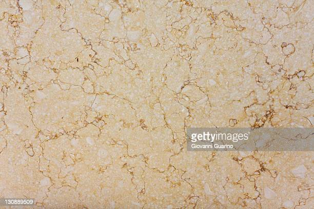 Yellow and brown marble texture