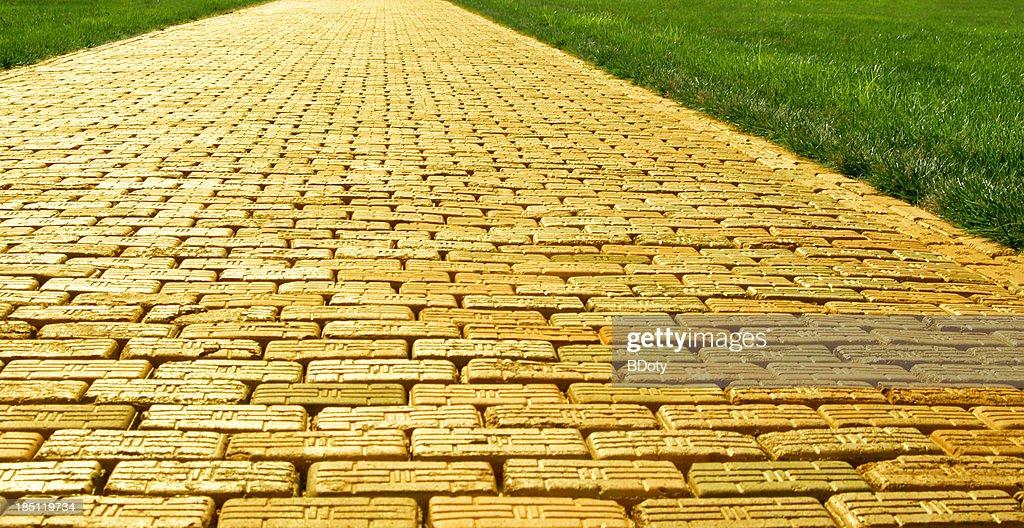 Yellow Brick Road - Wide