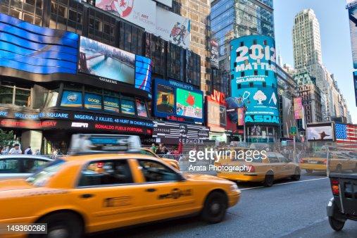Yellow cab rush