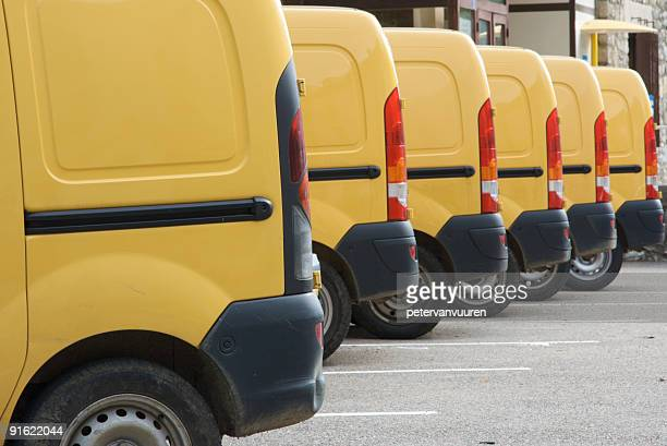 Yellow Cars