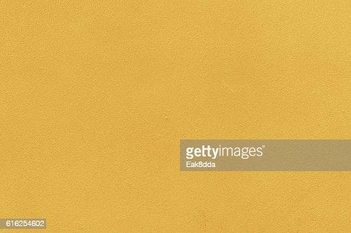 Amarillo de cemento : Foto de stock