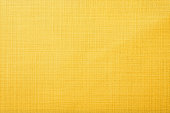 Yellow table cloth fabric texture wallpaper background