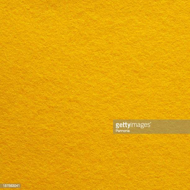 Yellow Felt Background