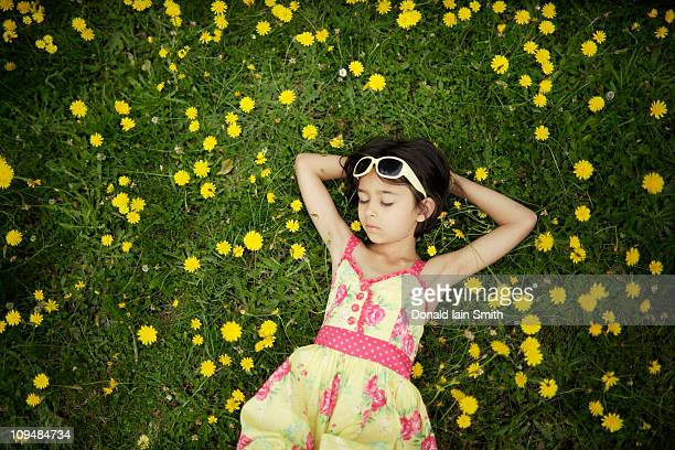 Yellow flower daydream