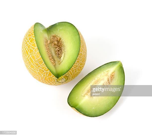 Gelbe-Melone