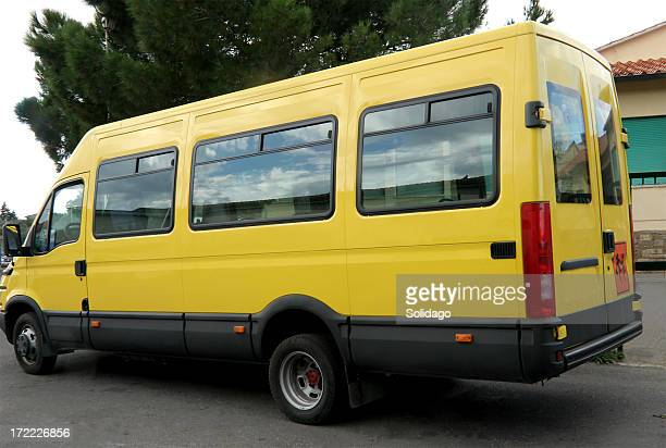 Yellow School Bus..Scuolabus