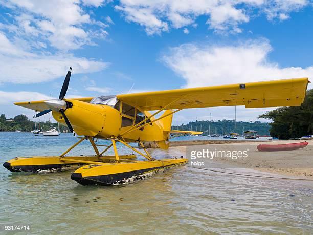 Yellow Seaplane, Vanuatu