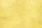 Yellow Wall Texture Background Pattern