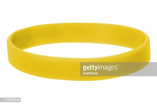 Yellow Wristband