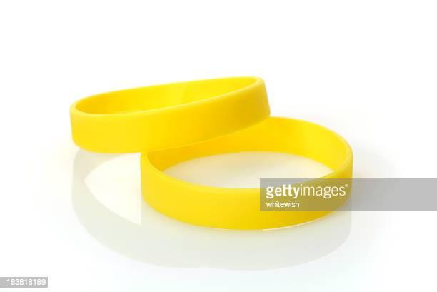 Gelbe Armband