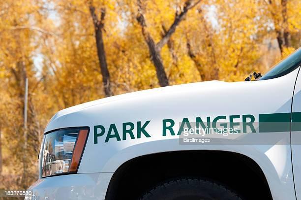 Yellowstone Nationalpark-Ranger