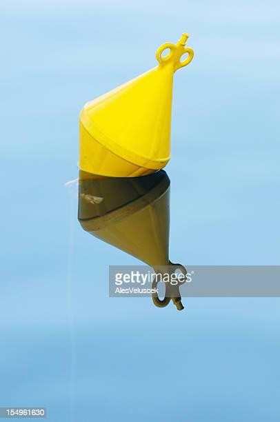 Yeloow buoy