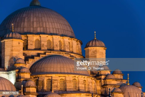 Yeni Cami : Stock Photo