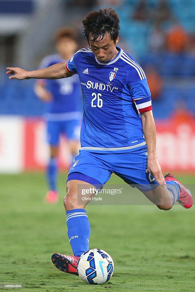 Brisbane v Suwon Samsung FC - Asian Champions League