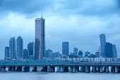 Yeouido and Hangang Railway Bridge