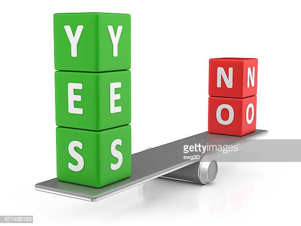 Yes and No Balance