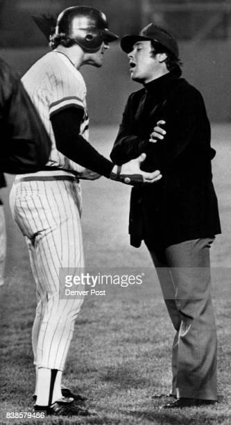 JUL 16 1975 JUL 17 1975 'Yes in Wednesday's game against Indianapolis Bears won 42 Baseball Denver Bears Credit Denver Post