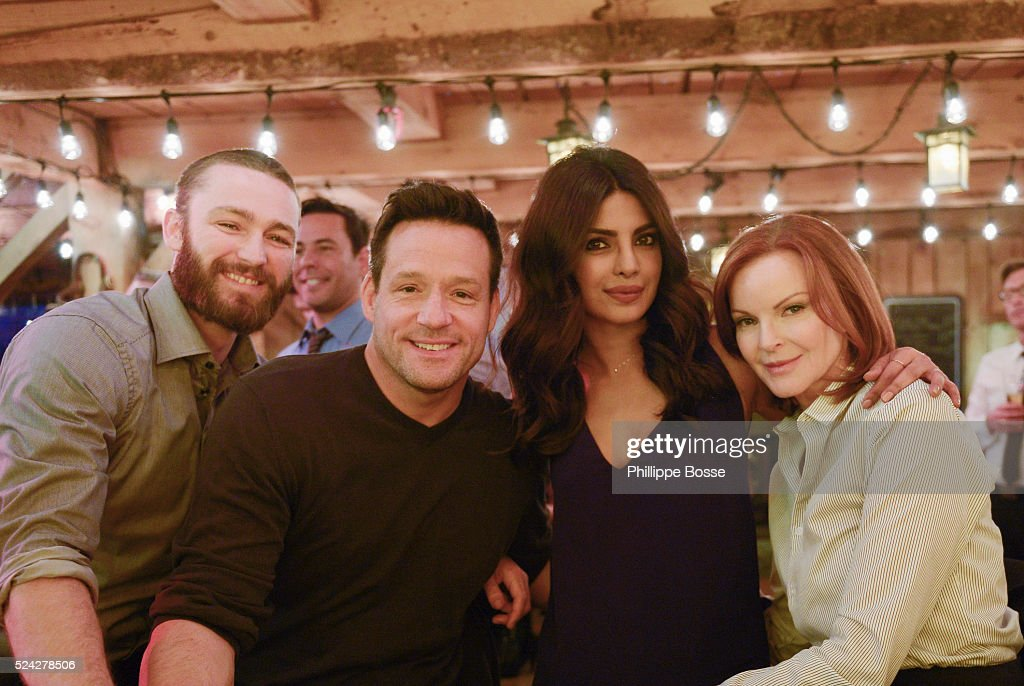 QUANTICO - 'Yes' - It's graduation day for the NATS of Quantico, while, in the future, Alex and her team find themselves head-to-head with the terrorist, on the season finale of 'Quantico,' SUNDAY, MAY 15, (10:00-11:00 p.m. EDT), on the ABC Television Network. CROSS