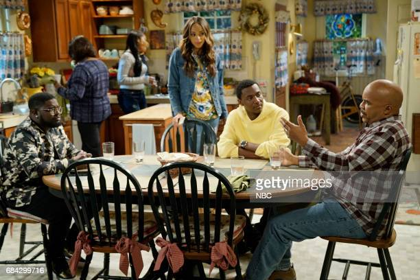 SHOW 'Yes Means Yes' Episode 302 Pictured Lil Rel Howery as Bobby Carmichael Amber Stevens West as Maxine Jerrod Carmichael as Jerrod Carmichael...