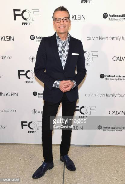 Yes To The Dress Host Randy Fenoli attends the 2017 FIT Future of Fashion Runway show at The Fashion Institute of Technology on May 8 2017 in New...