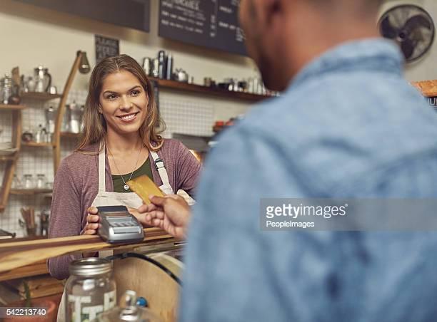 Oui, nous acceptons les cartes de crédit