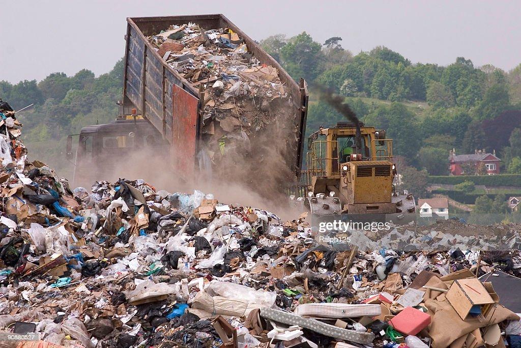 Yet more landfill!