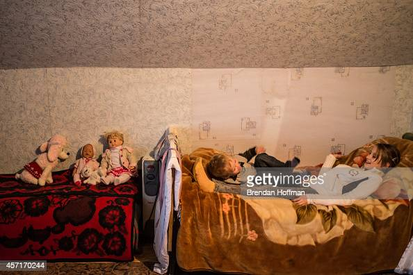 ukrainian women in bed