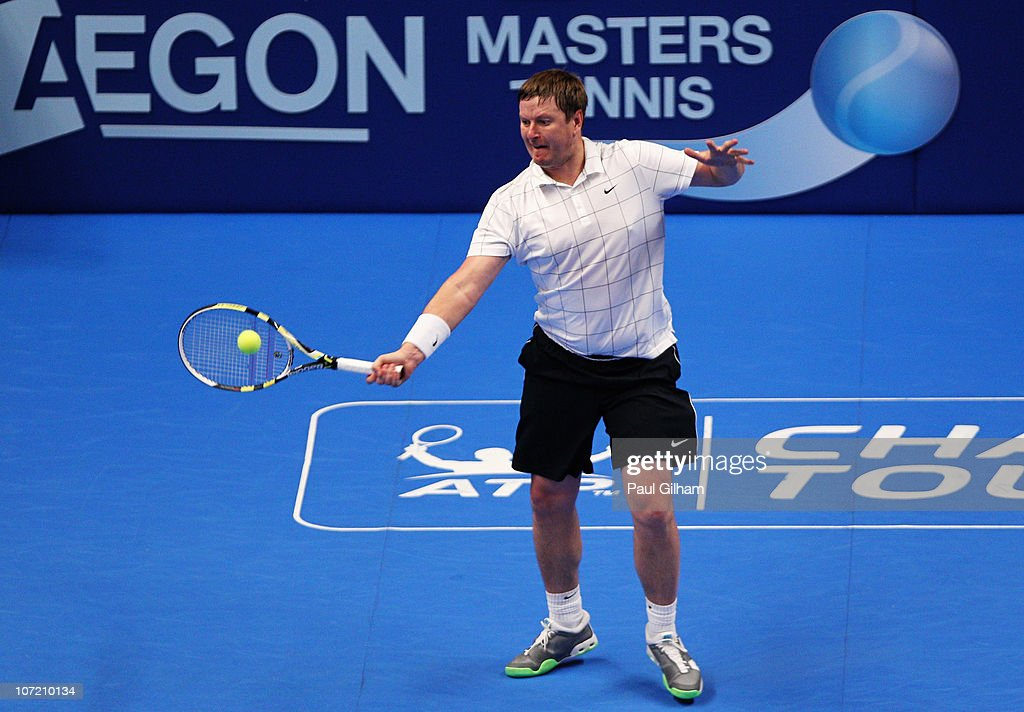 AEGON Masters Tennis - Day One