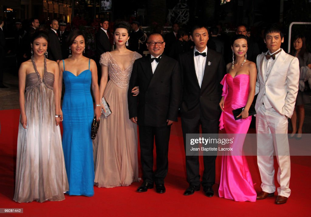 63rd Annual Cannes Film Festival - Chongging Blues Premiere