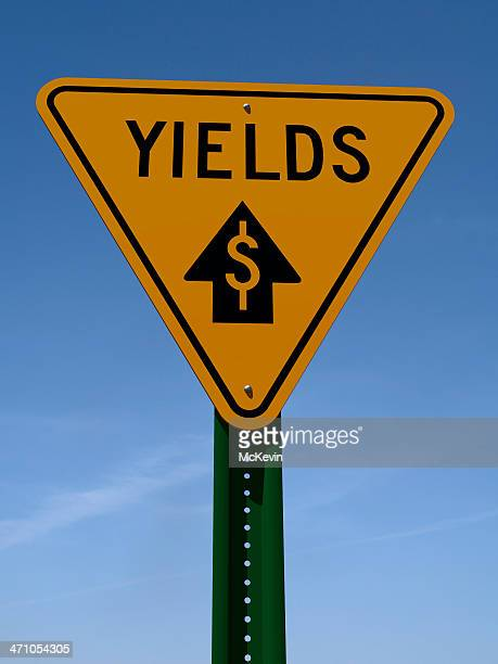 yields sign