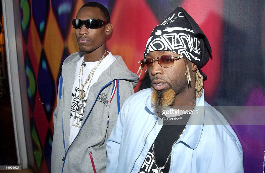 Ying Yang Twins appear as guests on MTV 2's 'Spring Break Booty'