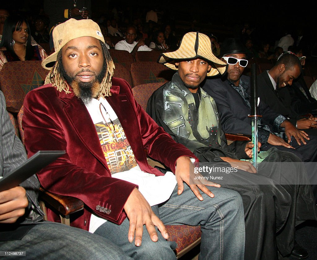 Ying Yang Twins during 2006 BET HipHop Awards Inside at Fox Theatre in Atlanta Georgia United States