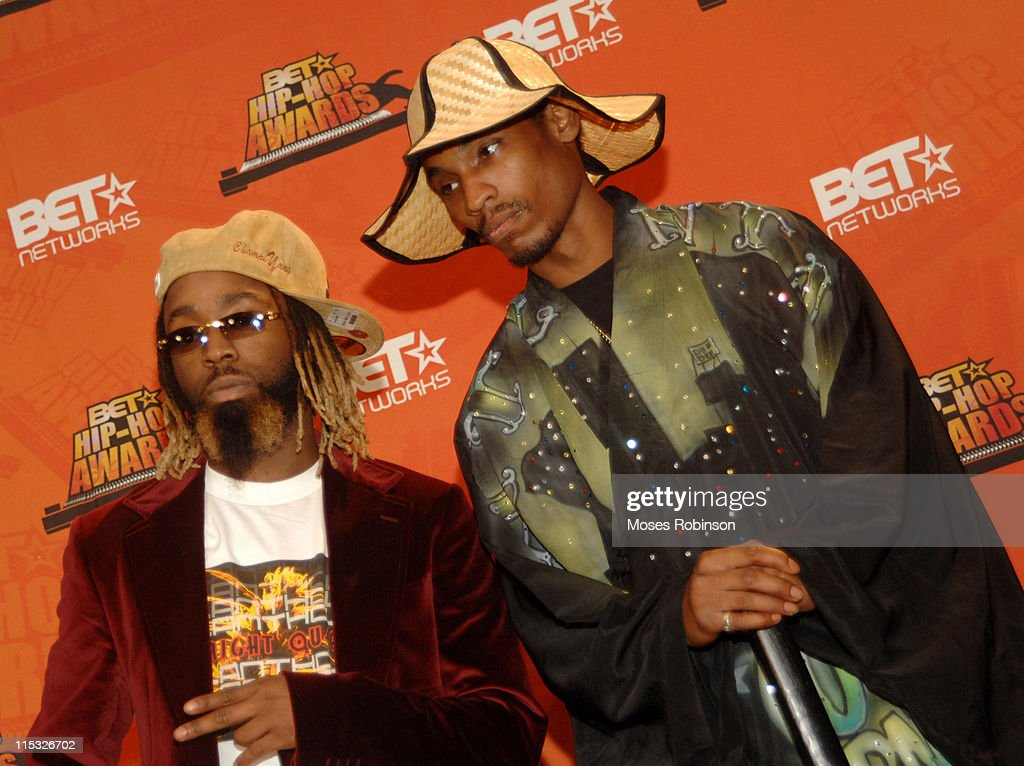 Ying Yang Twins during 2006 BET HipHop Awards Nintendo VIP Lounge and Media Lounge Day 2 at Fox Theatre in Atlanta Georgia United States