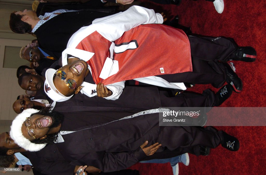 Ying Yang Twins during 32nd Annual American Music Awards Arrivals at Shrine Auditorium in Los Angeles California United States