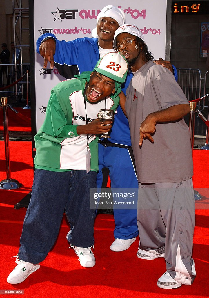 Ying Yang Twins during 4th Annual BET Awards Arrivals at Kodak Theatre in Hollywood California United States