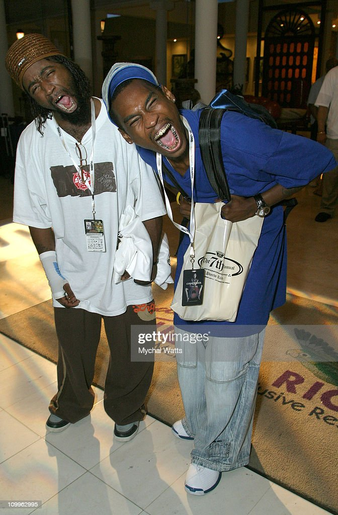 Ying Yang Twins during 7th Annual MixShow Power Summit Day 1 at Sol Melia Paradisus Resort in San Juan Puerto Rico United States