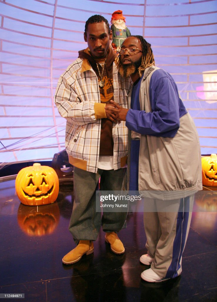 Ying Yang Twins during Ciara Trick Daddy Ying Yang Twins and Eva Pigford Appear on 106 Park at BET Studios in New York City New York United States