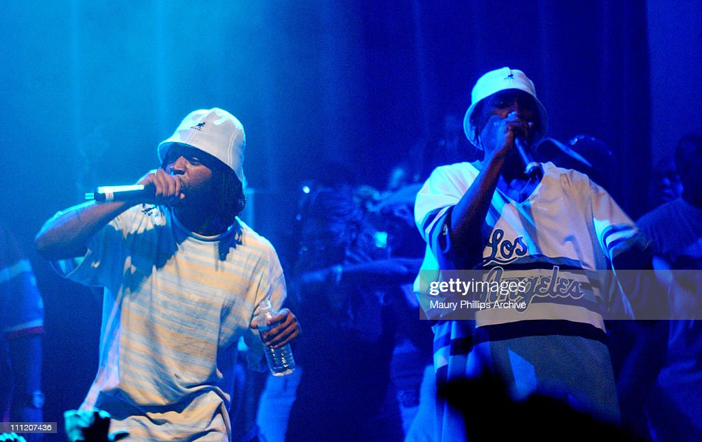 Ying Yang Twins during Lil Jon and The Eastside Boyz Live at The House of Blues at House of Blues in Hollywood California United States