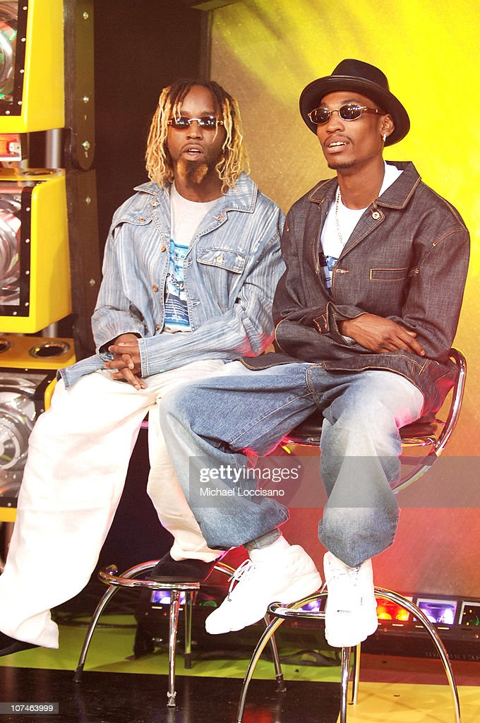 Ying Yang Twins during MTV Presents HipHop Week April 26 2005 at MTV Studios Times Square in New York City New York United States