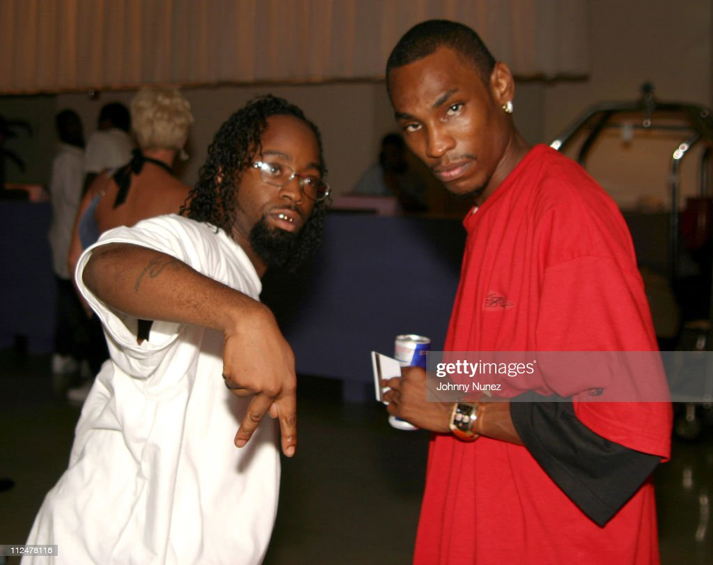 Ying Yang Twins during Roc Digital's Rocbox Launch Party at Sky Bar at The Shore Club in Miami Florida United States